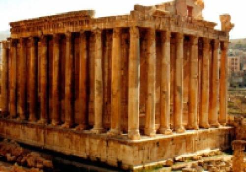 Храм в Баальбеке
