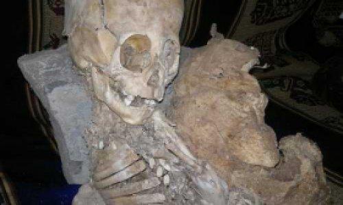 В Перу нашли мумию…