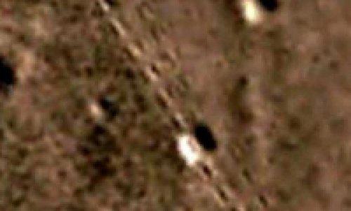На Марсе обнаружена железная…