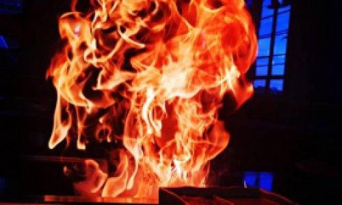 В Ирландии мужчина сгорел…