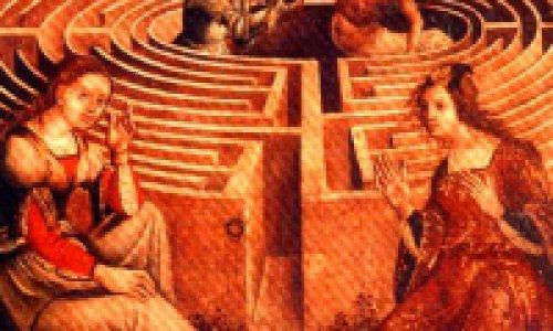 Лабиринт на Крите