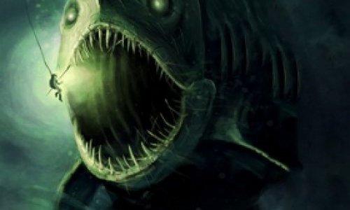 Не все морские монстры…
