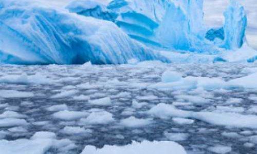 Льды в Антарктиде таят…