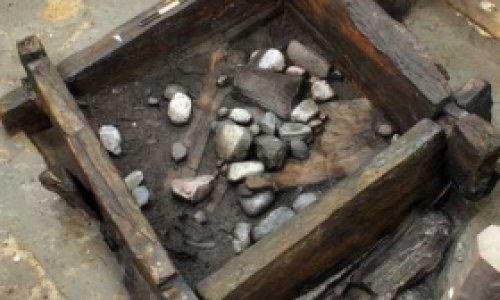 Археологи обнаружили колодец возрастом…