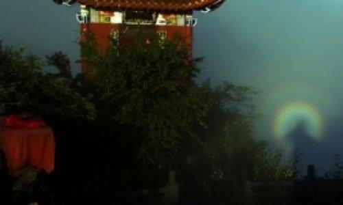 В Китае явился облик…