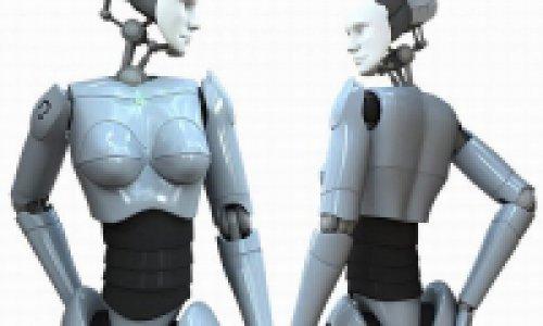 Скоро андроиды будут ходить…