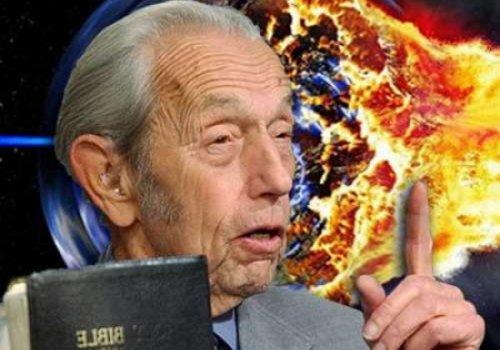 Предсказатель Конца Света больше никогда не сможет предсказывать