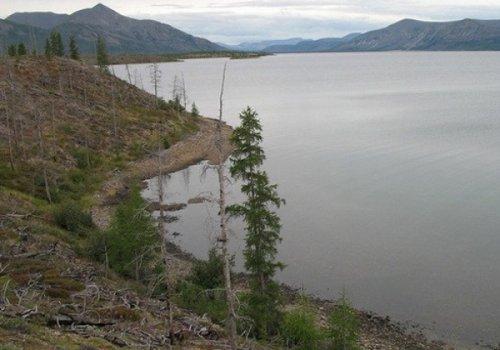 Черт озера Лабынкыр