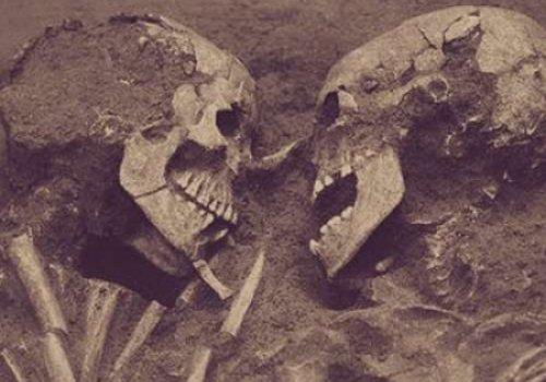 В Сибири обнаружили странные захоронения