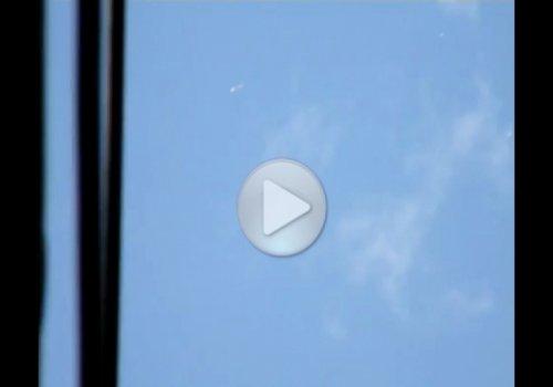 Очередное появления группы НЛО над Японией 8 мая 2011 года
