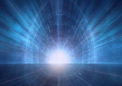 В космосе обнаружен объект передвигающийся быстрее света