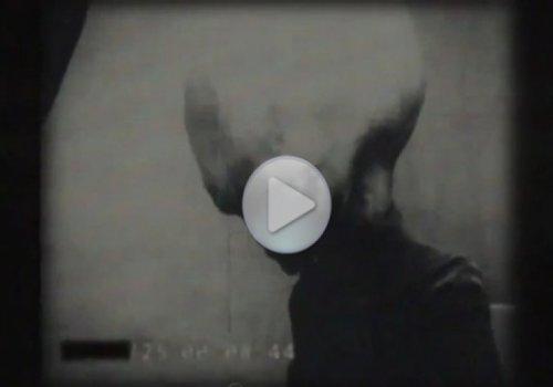 Видео пришельца из архива США
