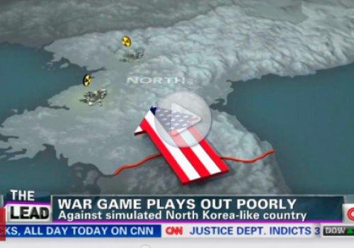 Америка готовится к захвату Северной Кореи