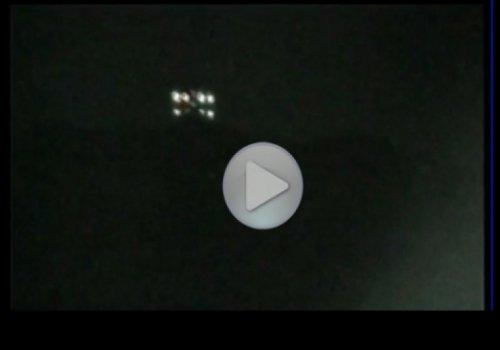 Группа НЛО была зафиксирована в Туксоне США 7 мая 2011