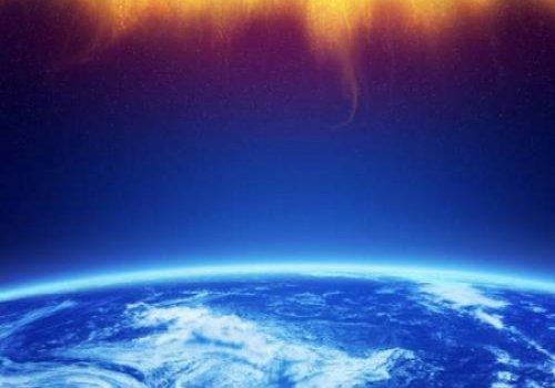 Из-за аэрозолей над Антарктикой образовалась озоновая дыра