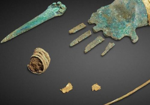 Древний протез руки был обнаружен в Швейцарии