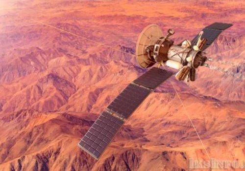 На Марсе обнаружена подземная база