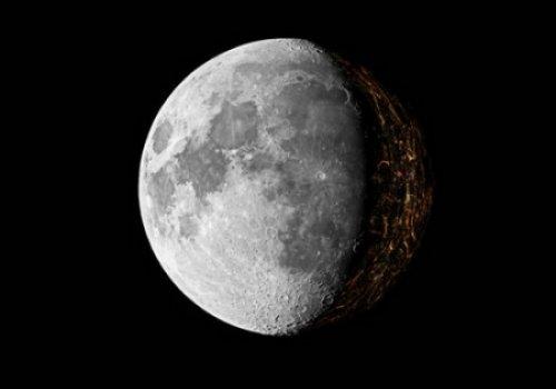 На Луне произошел взрыв