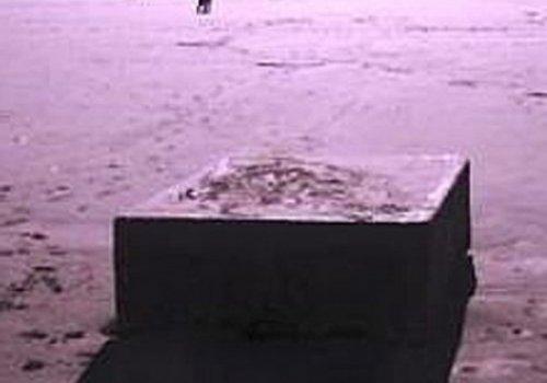 На побережье Орегона были обнаружены загадочные контейнеры