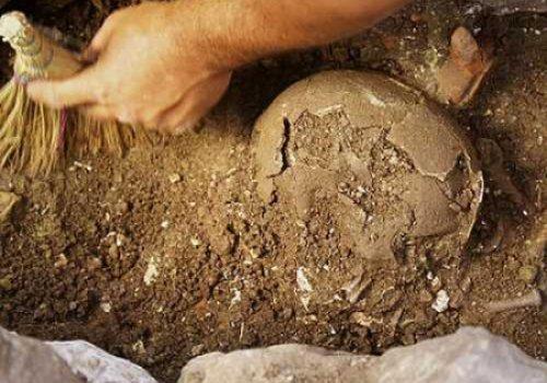 На Кавказе нашли захоронение возрастом 6 000 лет