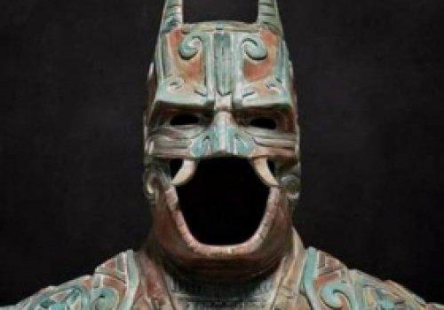 Древние Майя почитали Бэтмена…