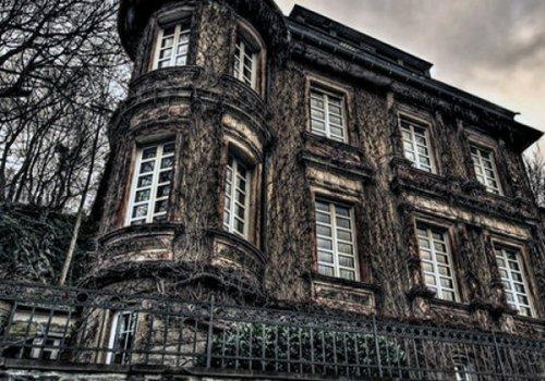 Отель призрак