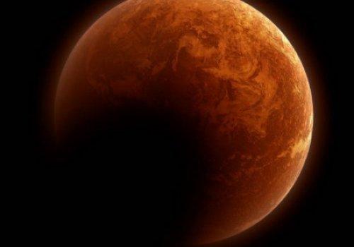 На Марсе обнаружено неизвестное строение