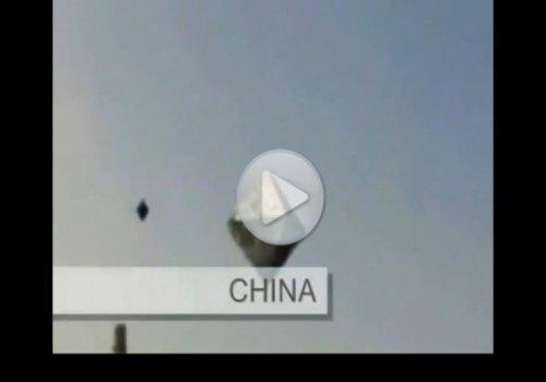 Популярные видео НЛО 2011
