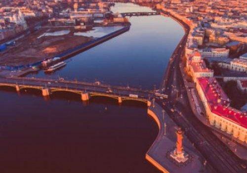 Через 100 лет Петербург уйдет под воду