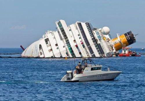 На Лайнере Costa Concordia чуть не погибла правнучка пассажирки с…