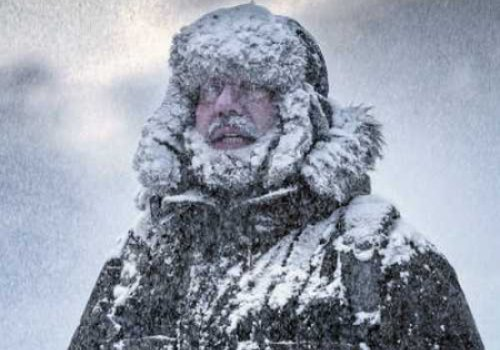 Человек прожил без еды на морозе два месяца