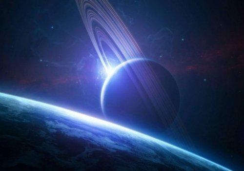 Русские космонавты побывали на орбите Сатурна (Видео)