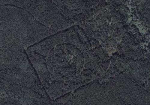 В Слободской области нашли огромные оккультные знаки