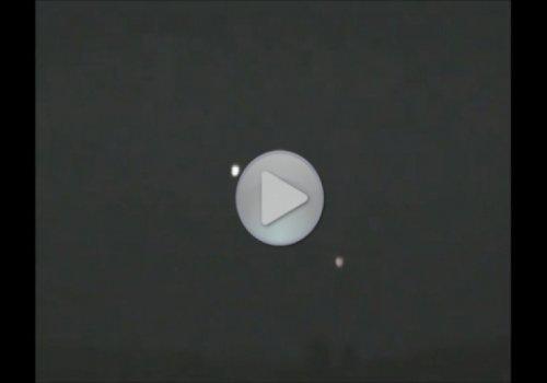 Новое видео НЛО было получено из Швеции
