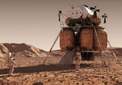 Группе студентов удалось решить проблемы проживания на Марсе