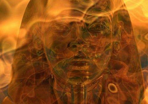Странные пятна в гробнице Тутанхамона признаны не опасными