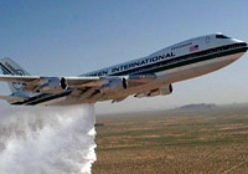 Что распыляют с самолетов?