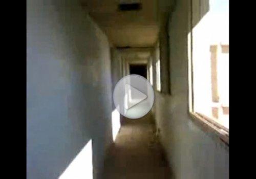 Безголовое приведение в иранской школе