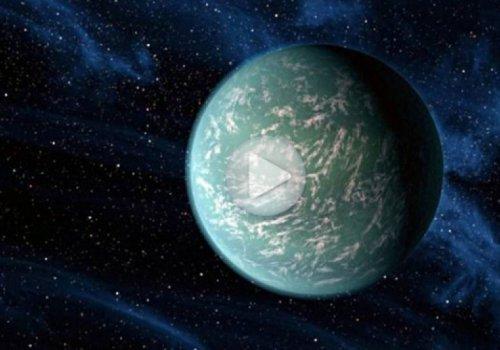 В космосе найдена сестра Земли