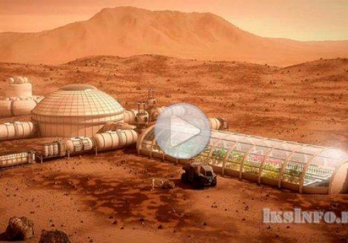 Военные уже на Марсе