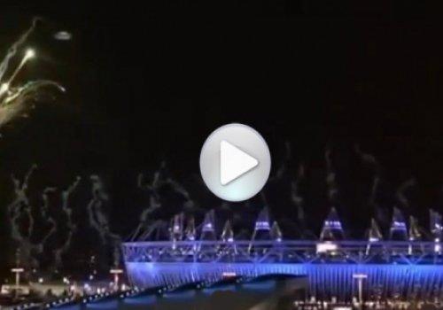 НЛО тоже следить за Олимпиадой