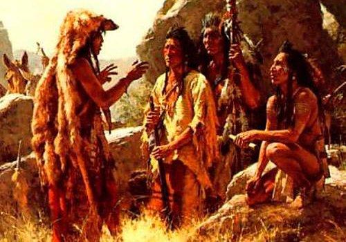 Первые американцы