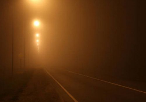 Газель-призрак устроил ДТП в Московском тоннеле