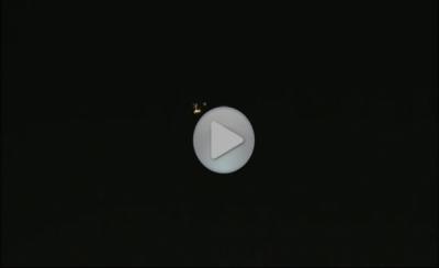 НЛО был замечен над Санкт-Петербургом