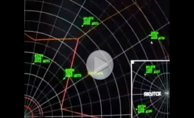 Сибирским авиадиспетчерам удалось связаться с НЛО