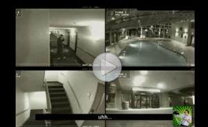 Призрак в отеле