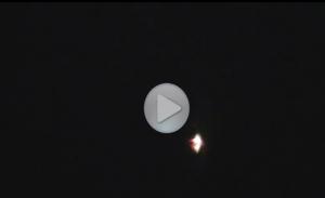 Необычное НЛО в Санкт-Петербурге