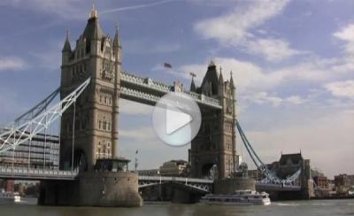Пять НЛО пролетели над Лондоном