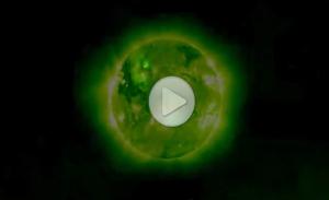 НЛО на орбите Солнца