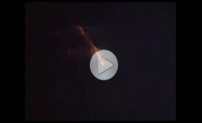 НЛО гигантских размеров было зафиксировано с помощью телескопа